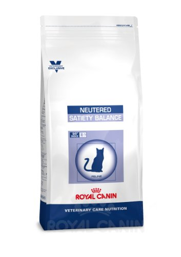 Royal Canin Veterinary Care Nutrition Cat Neutered Satiety Balance Nourriture pour Chat