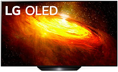 "LG OLED55BXPUA Alexa Built-In BX Series 55"" 4K Ultra HD Smart OLED TV (2020)"
