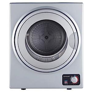 Cookology CMVD25SL Mini Vented Dryer 2.5kg Silver