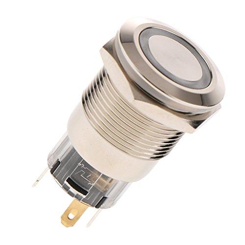 Baoblaze câble de Commutateur Câble d'Interrupteur Marche Arrêt M19x1 - Vert