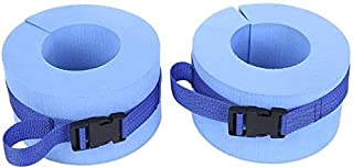 Fitness Equipment Self-Fitness Functional 1 Pair Foam Swim Aquatic Cuffs Aqua Resistance Exercise Cuffs Water Aerobics Flo...