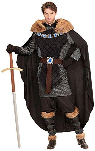 WIDMANN Principe Medievale per Adulti, S, VD-WDM01471