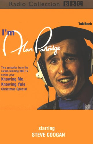 I'm Alan Partridge cover art