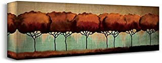 Paragon 40x16 Gallery Wrapped Stretched Canvas Art by Venter, Tandi