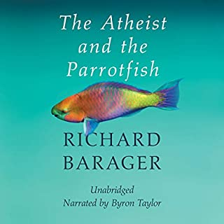 The Atheist and the Parrotfish audiobook cover art