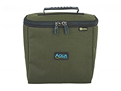 Aqua Carp Fishing Products - NEW Black Series Standard Cool Bag Coolbag from Aqua Products