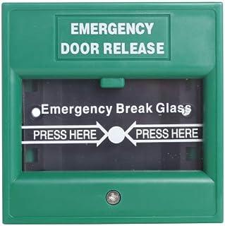 Emergency Break Glass Exit Release