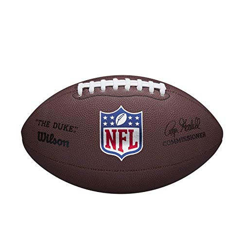 Wilson WTF1825XB NFL Pro Replica Game Football (Official Size)