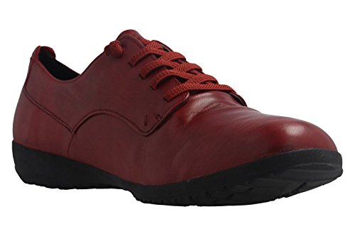 Josef Seibel Damen Naly 11 Sneaker, Rot (Carmin) - 5