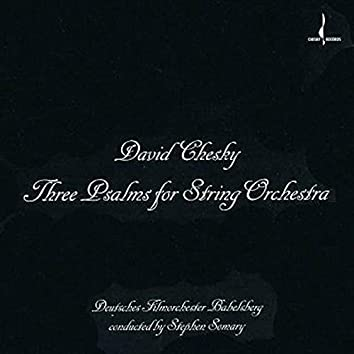 Three Psalms for String Orchestra