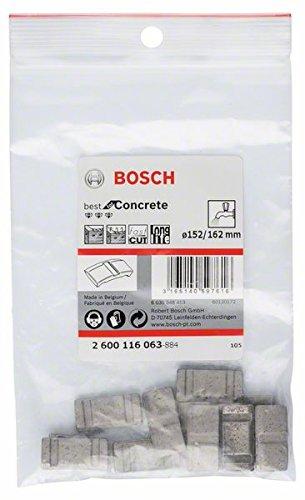 Bosch Pro segmenten voor diamantboorkronen 1 1/4