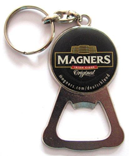 Magners Irish Cider - Irisches Bier - Schlüsselanhänger mit Flaschenöffner