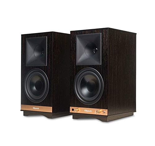 Learn More About Klipsch The Sixes Powered Monitor – Ebony (Pair)