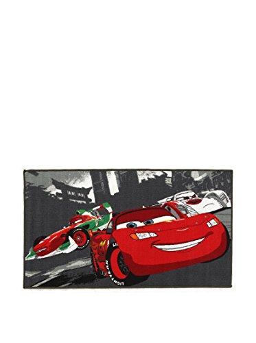 Disney Tappeto Cars World Racing 80x140 cm