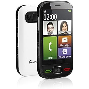 Easyteck T900 - Teléfono móvil, con Bluetooth, Pantalla táctil ...