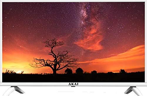 AKAI Televisore AKTV3214J - TV 32' LED DVB-T2 HDMI Bianco
