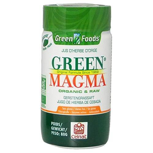 Green magma - Green magma en poudre - 80 g poudre - Contribue à détoxiner, combattre l'acidité, amé