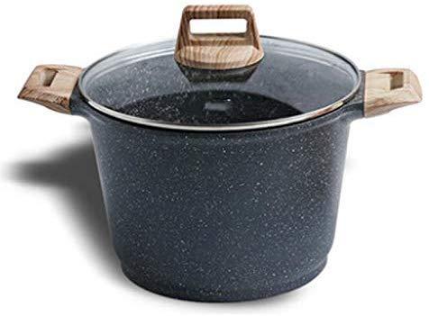 Pot Maifanshi Soeppan Niet-aanbakplaat Huishoudelijke Wok Kookpot Grote Capaciteit Kookpan Gas Cooker Universeel 22cm