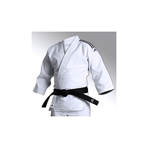 adidas Kimono de judo, Blanc, 160