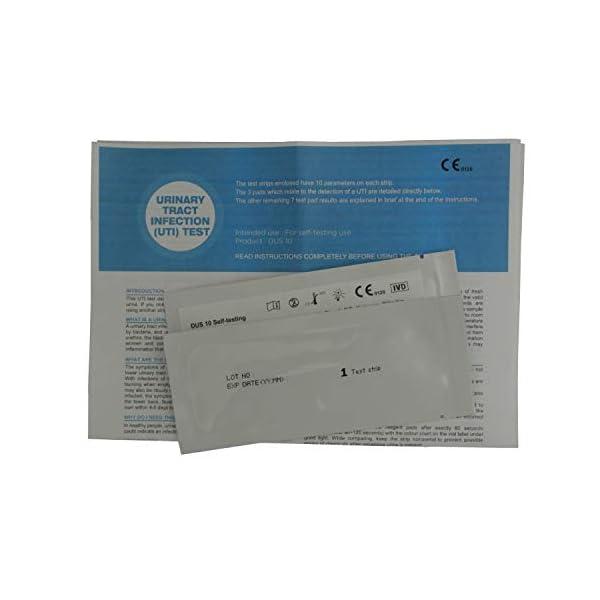 buy  2 x Urine Infection Test Strips – UTI ... Diabetes Care