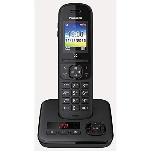 PanasonicSchnurloses Telefon(schwarz)