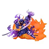 KXY Naruto Nine Tails Naruto Acción Doll rol Playing Anime Juego Carácter Modelo Muñeca Estatua Decoración De Escritorio Colección De PVC Regalo 260Mm