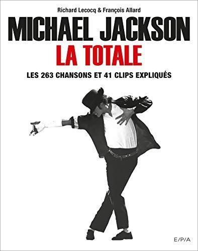 Le livre Michael Jackson, La Totale