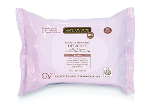 Naturaverde, Paño y toallita facial - 150 gr.