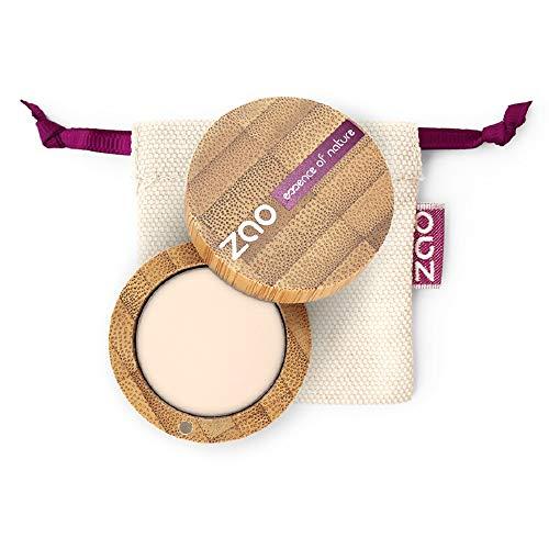 Zao Organic Makeup - Matte Eye Shadow Brown Beige 202 - 0.11 oz. by Zao