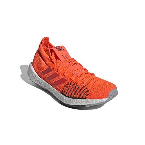 adidas Hombre Pulseboost HD M Zapatos para Correr Rojo, 47 1/3