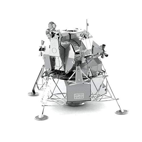 Metal Earth Fascinations Apollo Lunar Module 3D Metal Model Kit