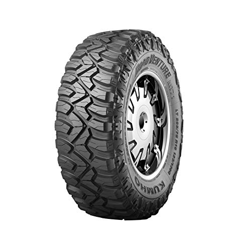 Kumho Road Venture MT71 Mud-Terrain Tire - 35X12.50R15 6-ply