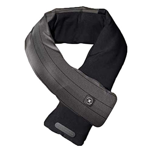 spier Heated Scarf, Usb Heated Scarf Pain Relief Neutral Scarf Heating Pad For Ski Camping Winter Warmth And Wind Protection