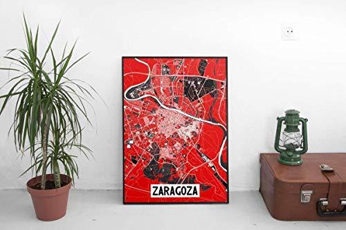 Zaragoza: Poster edición limitada.
