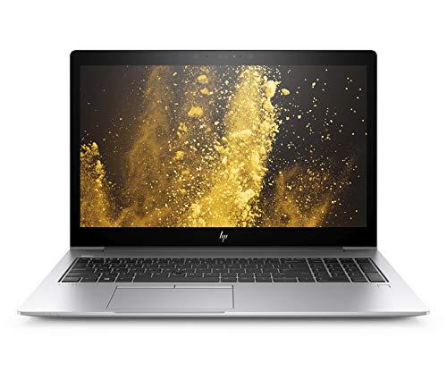 HP EliteBook 850 G6 (15,6 Zoll / Full HD) Business Laptop (Intel Core i5-8265U, 8GB DDR4 RAM, 512GB SSD, 32GB Intel Optane, Intel UHD Grafik 620, Windows 10) silber