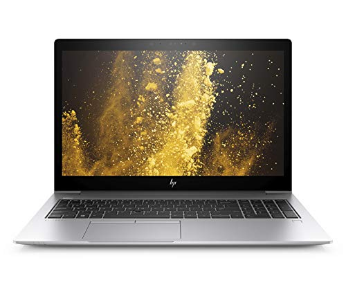 HP EliteBook 850 G6 (15,6 Zoll / Full HD) Business Laptop (Intel Core i7-8565U, 16GB DDR4 RAM, 512GB SSD, 32GB Intel Optane, Intel UHD Grafik 620, Winwos 10) silber