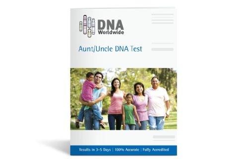 Tía/Uncle establecer relaciones de familia adicional prueba de adn 351Lab coste adicional