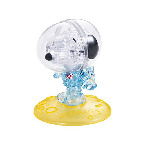 Crystal Puzzle 90427Snoopy astronauta , color/modelo surtido