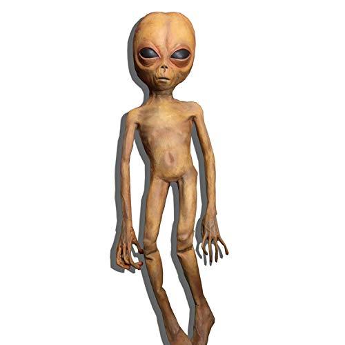 Lil Mayo Alien Prop Statue - Rubber & Foam Flexible Doll 3.8ft