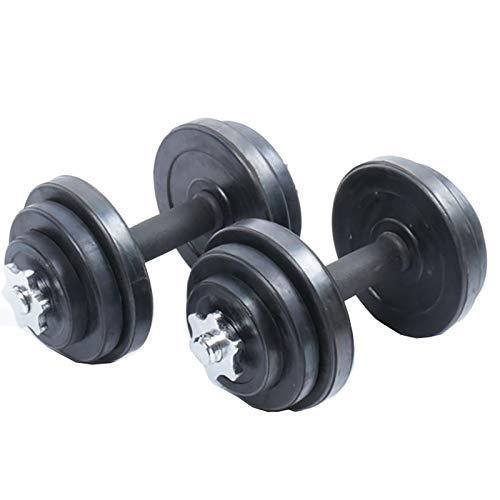 NgMik El Conjunto de Mancuernas para Hombres para Hombres 20kg / 25kg...
