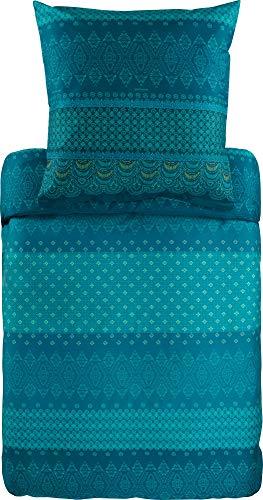 Bassetti Bettwäsche GIUDECCA D1 BLU 135x200 cm, blau