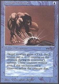 Magic: the Gathering - Unstable Mutation - Arabian Nights