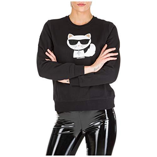 Karl Lagerfeld Mujer Sudaderas choupette Nero S