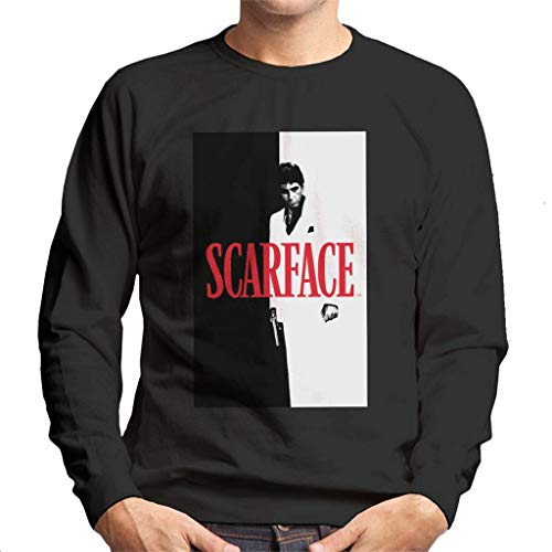 Unbekannt Scarface Movie Poster Men's Sweatshirt
