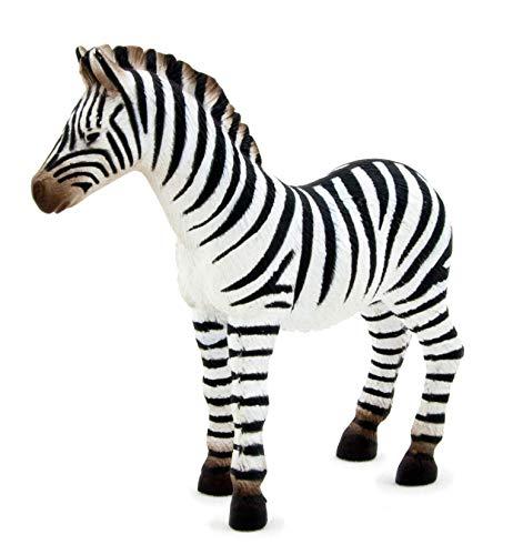 MGM 387016–Figur Tier–Junges Zebra Medium–7,5x 7,5cm