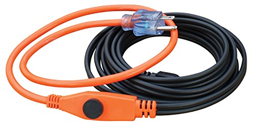 Prime Wire & Cable PHC126W18 Water Pipe Freeze Protection