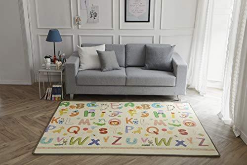 Eckhert Kids Playmat Double Side-Large Size 150x200x1.0 cm PE