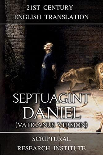 Septuagint: Daniel (Vaticanus Version) (English Edition)