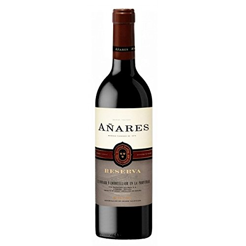 Añares Bodegas Tinto Reserva Rioja 2013/2014 trocken (6 x 0.75 l)