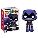 Funko Pop Television : Teen Titans Go - Raven 3.75inch Vinyl Gift for Heros Fans SuperCollection...